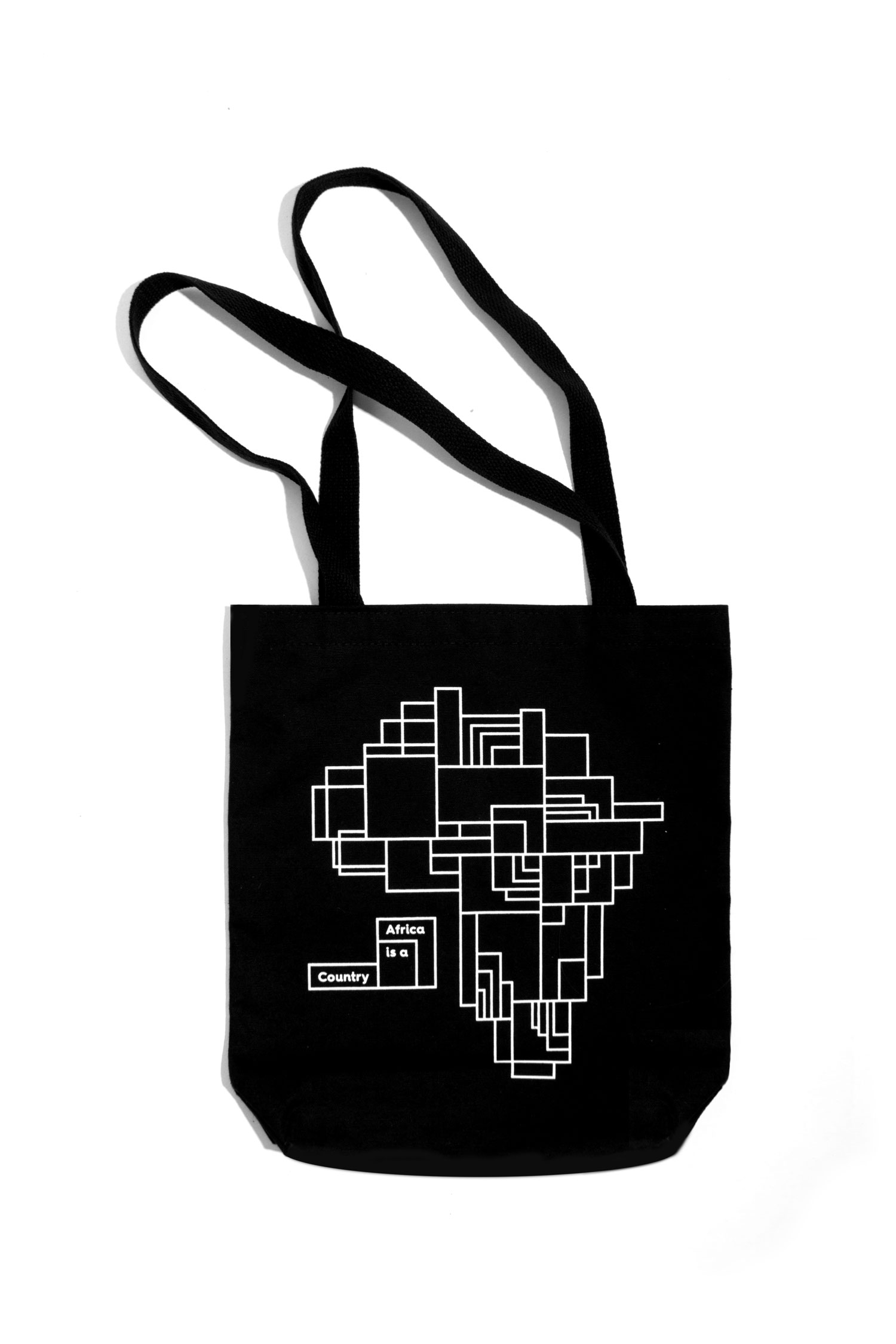 Africa Is a Country Tote Bag